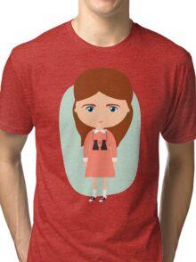 Moonrise Kingdom Suzy Bishop Tri-blend T-Shirt
