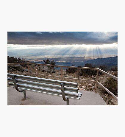 Sunset View Photographic Print