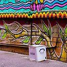 Street Bread by Darren Freak