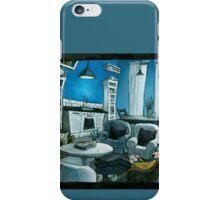 Blue Saturday Morning iPhone Case/Skin