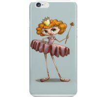 Ballerina Princess  iPhone Case/Skin