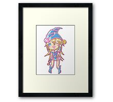 Magic Staff! Framed Print