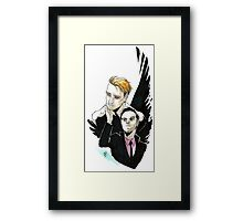 Phantom Limb Syndrome Framed Print