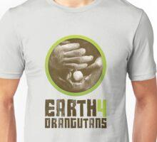 Earth 4 Orangutans Unisex T-Shirt