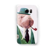 Walrus Green Samsung Galaxy Case/Skin