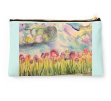 Spring Storm  Studio Pouch