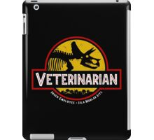 Park Vet iPad Case/Skin