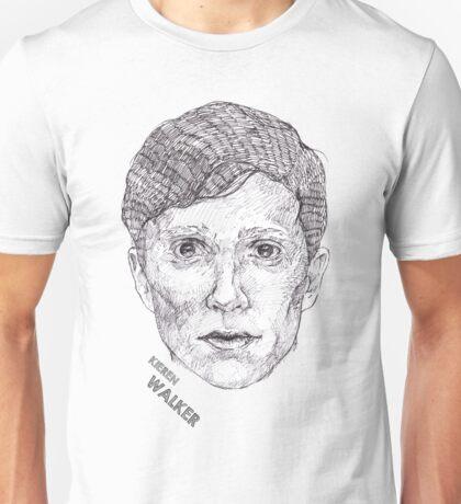 KIEREN WALKER LINEART - IN THE FLESH Unisex T-Shirt