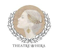 Theatre Hera Logo Light  by theatrehera
