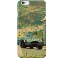 Ford Cobra Italy iPhone Case/Skin
