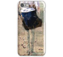 Mud Trails  iPhone Case/Skin