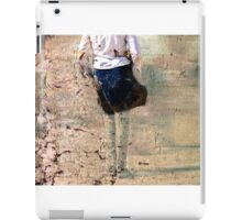 Mud Trails  iPad Case/Skin