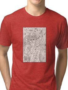 Untitled (For Now) Tri-blend T-Shirt