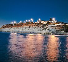 Port Noarlunga From The Jetty by Morgan Smith