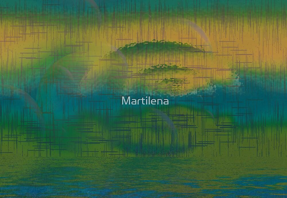 Xingu River by Martilena