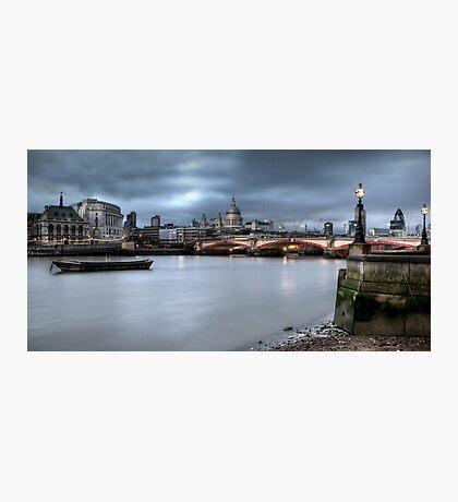 Thames Photographic Print