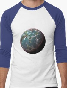 Space Men's Baseball ¾ T-Shirt