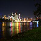 Brisbane City by James Dean