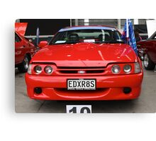 2000 AU XR8: NZ Falcon & Fairlane Car Club Nationals 2015 Canvas Print