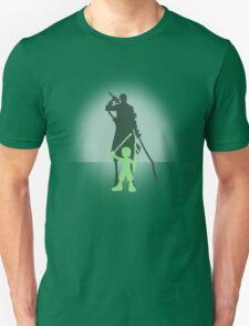 the shadow of swordmaster T-Shirt