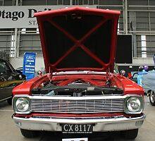 1965 XP Falcon Coupe: NZ Falcon & Fairlane Car Club Nationals 2015 by mosgol