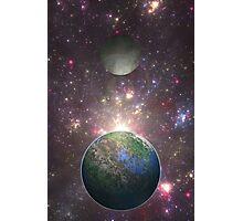 Alien world Photographic Print