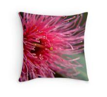 Gum Blossom Throw Pillow