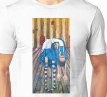 Big Alice, little door Unisex T-Shirt