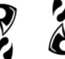 Geminus Tribal Pattern Sticker