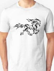 Horse Tribal Pattern T-Shirt