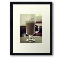 Holiday Accomplice Framed Print