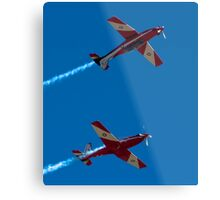 Remember that scene from Top Gun?........... Metal Print