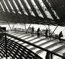 Lines, Sydney Opera House by MickDee