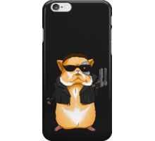 Hamster Terminator iPhone Case/Skin