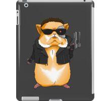 Hamster Terminator iPad Case/Skin
