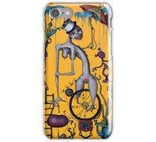 Miss Millie's Greatest Show On Earth iPhone Case/Skin