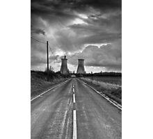 Path to power Photographic Print