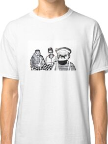 Coffee and Cigarettes Classic T-Shirt
