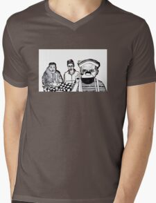 Coffee and Cigarettes Mens V-Neck T-Shirt