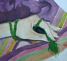 rosary by zouzou