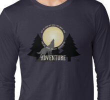 Adventure the flighty temptress Long Sleeve T-Shirt