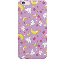Sailor Moon Texture iPhone Case/Skin