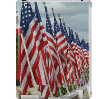 USS Missouri Flag iPad Case/Skin