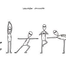 Interstellar Stretch by yungbath