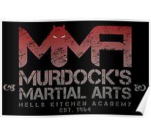 MMA - Murdock's Martial Arts (V01) Poster