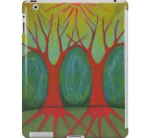 Two Worlds iPad Case/Skin