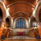 St Peter's Church - Fleetwood by Craig S. Sparks