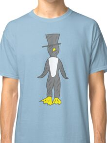 penguin gentleman Classic T-Shirt