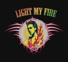 Light my fire by Kristal Blanco