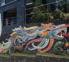 Diego Rivera's Quetzalcoatl by Allen Lucas